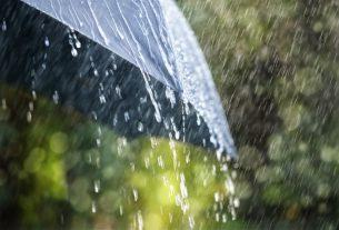 Eső, esernyő, esős idő
