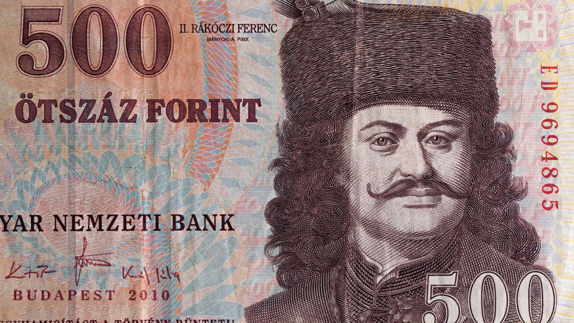 500 forintos bankjegy