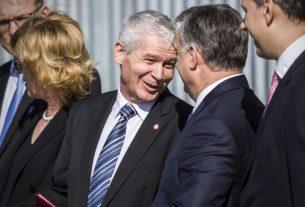 Polt Péter és Orbán Viktor