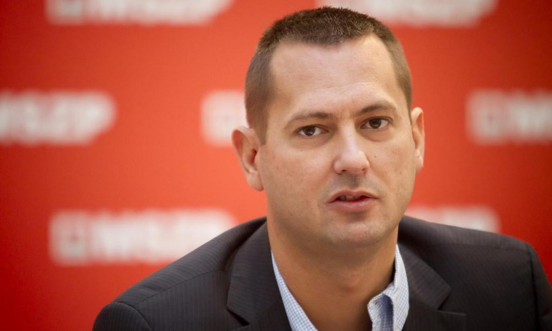 Molnár Zsolt az MSZP új pártigazgatója