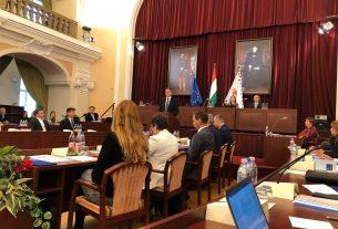 Fővárosi közgyűlés alakuló ülés