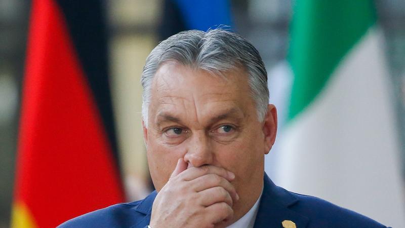 Orban Viktor Brüsszelben