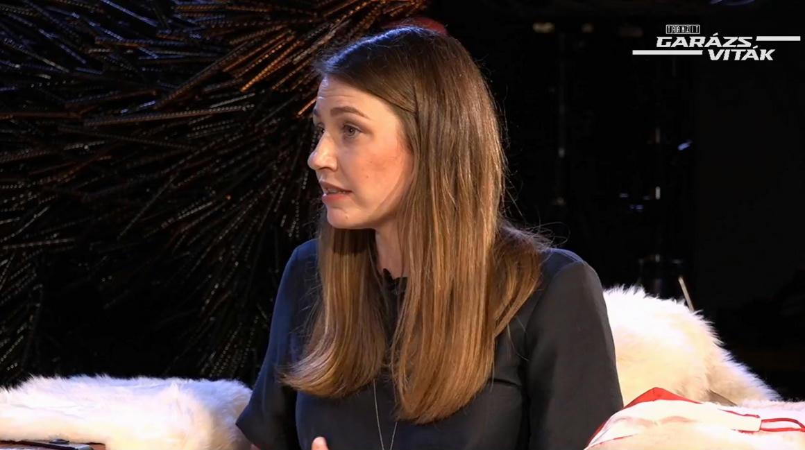 Donáth Anna a Momentum EP képviselője